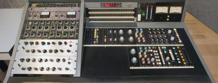 Neumann-SP77-Console